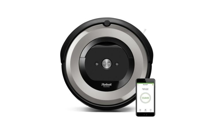 IROBOT - ROOMBA E5154 - Batterie 1800 mAh Lithium Ion - 0,6 L - enchère finie