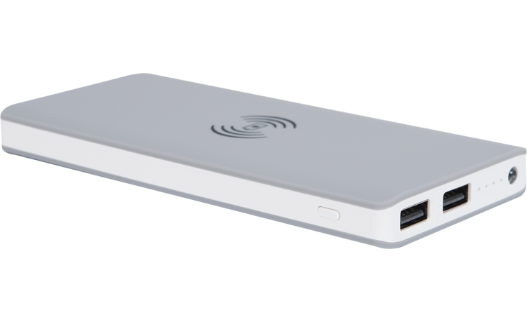 Induction 8000 mAh - Slim - Gris - enchère finie