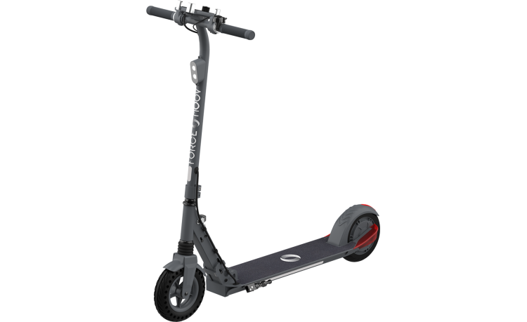 FORCE MOOV - Suprem 6400 -Trottinette électrique - 350W - Gris / France