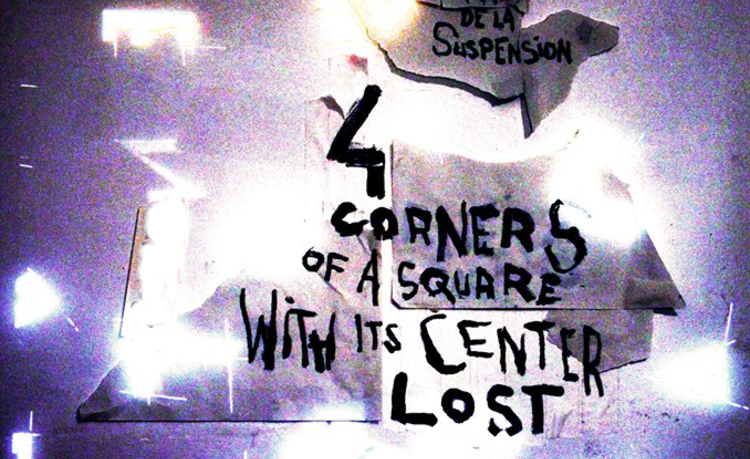 "2 places pour la pièce de théâtre ""Four Corners Of A Square With Its Center Lost"" au Cirque Electrique / Paris 20e"