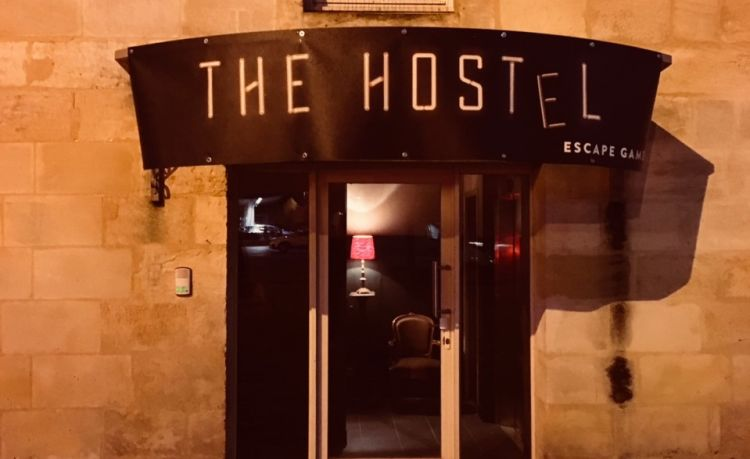 1 partie d'Escape Game jusqu'à 8 personnes à The Hostel - enchère finie