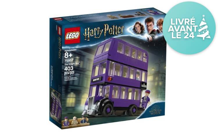 LEGO Harry Potter - 75957 Le Magicobus / France