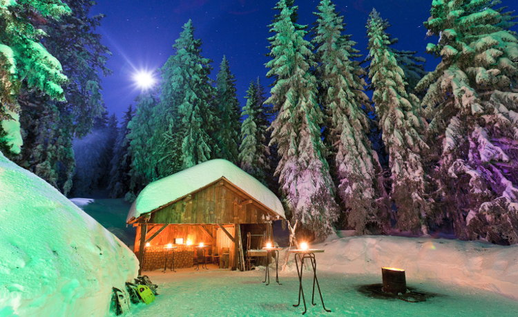 nuit dans un igloo pour 2 personnes haute savoie termin. Black Bedroom Furniture Sets. Home Design Ideas