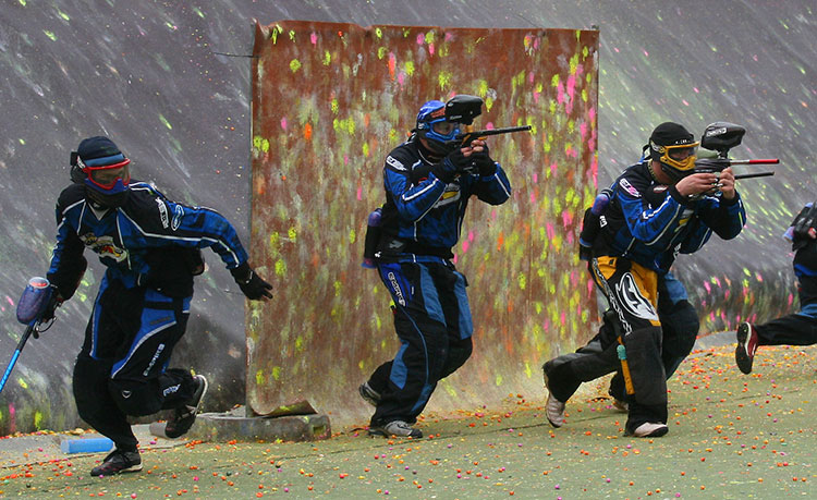 Paintball 1 partie